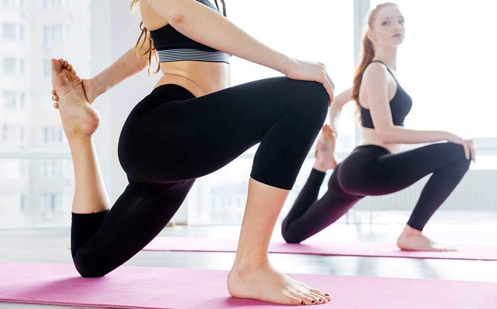 Intensivere Orgasmen durch Pilatestraining