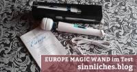 Europe Magic Wand Test