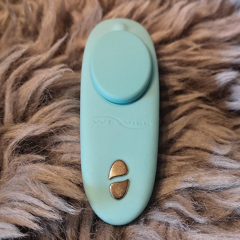 Slipvibrator und Magnetclip für den Slip