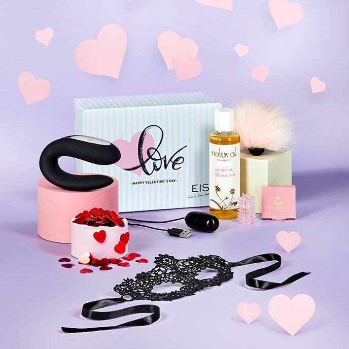 Erotik Angebote zum Valentinstag bei EIS